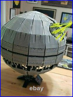 Lego Star Wars Death Star (10143) COMPLETE