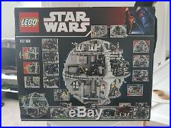 Lego Star Wars Death Star 10188 UCS BRAND NEW AND SEALED