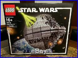 Lego Star Wars Death Star II 10143 Ucs New Sealed Shipping Box Very Rare