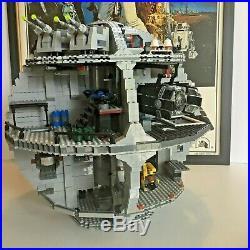 Lego Star Wars Death Star set #10188