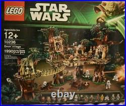 Lego Star Wars Ewok Village (10236), new, factory sealed