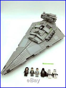 Lego Star Wars IMPERIAL STAR DESTROYER 75055 Near Complete