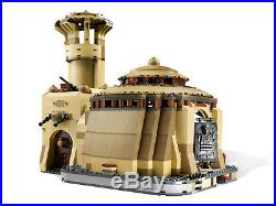 Lego Star Wars Jabbas Palace (9516) New Nisb Retired Set Return Of The Jedi