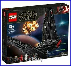 Lego Star Wars Kylo Rens Shuttle 75256 IN STOCK
