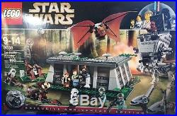 Lego Star Wars Lot 18 sets all retired Factory Sealed New CREASED Boxes