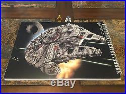 Lego Star Wars Millennium Falcon 10179 Ucs New Shipping Box Bonus Rare