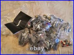 Lego Star Wars Millennium Falcon (1382pcs Of Bricks Blocks) 100% Complete Pack
