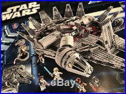 Lego Star Wars Millennium Falcon (7965) 2011 Complete