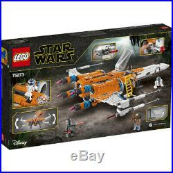 Lego Star Wars Poe Dameron's X-Wing Fighter 75273 In stock