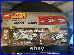 Lego Star Wars Rebels 66512 Bundle 75053 The Ghost + 75048 & 75170 Phantom 1&2