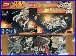 Lego Star Wars Rebels Ghost (75053) and Phantom (75048), Complete, Retired Set