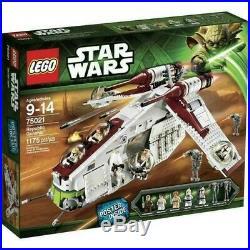 Lego Star Wars Republic Gunship 75021