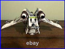 Lego Star Wars Republic Gunship 75021 100% Complete With Instructions And Box