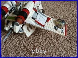Lego Star Wars Republic Gunship (75021) 90%