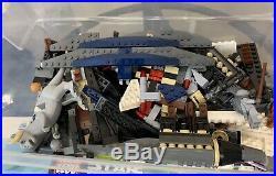 Lego Star Wars Republic Gunship 75021 Lot Bundle 8085 75022 75002 Figures Extras