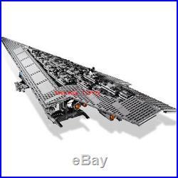 Lego Star Wars Super Star Destroyer Set Compatible With 10221