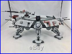 Lego Star Wars The Clone Wars 7675 AT-TE