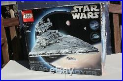 Lego Star Wars UCS 10030 Imperial Star Destroyer 100% COMPLETE EXCELLENT CNDTN