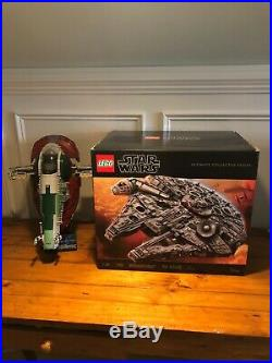 Lego Star Wars UCS 75192 And 75060