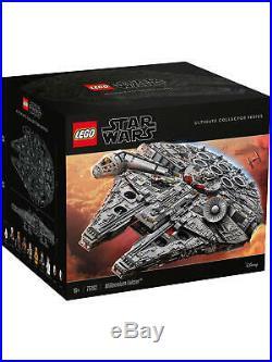 Lego Star Wars UCS Millenium Falcon 75192 in sealed box