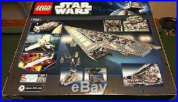 Lego Star Wars UCS Super Star Destroyer 10221 Brand NEW Retired Factory Sealed