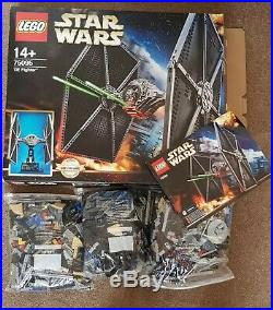 Lego Star Wars UCS Tie Fighter 75095 100% Complete, Boxed and Instructions
