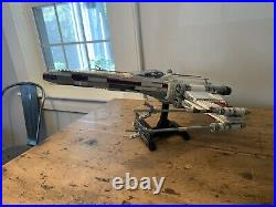 Lego Star Wars UCS X-Wing 10240 100% complete with manual and minifig