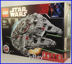 Lego Star Wars ULTIMATE COLLECTOR'S MILLENIUM FALCON #10179 (New & Sealed Set)