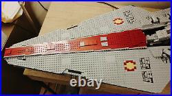 Lego Star Wars USC Venator Star Destroyer Custom MOC 5400+ pieces