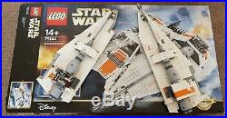 Lego Star Wars Ultimate Collectors UCS Snowspeeder 75144 boxed and complete