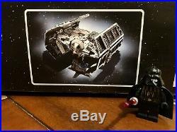 Lego Star Wars Vaders Tie Advanced 10175 Ucs New Sealed Bonus Rare