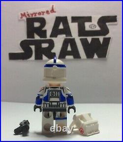 Lego Star Wars minifigures Clone Custom Troopers General Skywalkers 501st