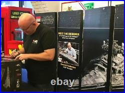 Lego Ucs Star Wars Imperial Star Destroyer 75252 Signed Certificate Bonus Items