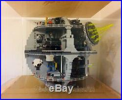 Lego display case for LEGO Star Wars UCS Death Star 75159 (Aus Seller)