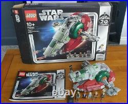 Lego star wars Slave 1 20th Anniversary Eddition set 75243