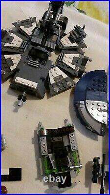 Lego star wars lot sets used