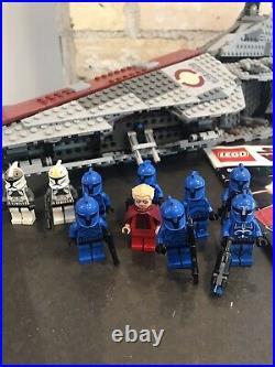 Lego star wars republic venator 8039