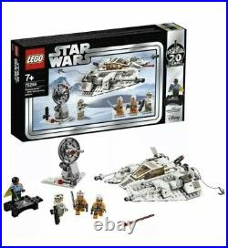 Lego star wars snowspeeder 75259 20th Anniversary