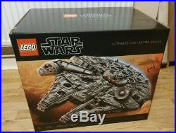 Lego star wars ucs millenium falcon 75192