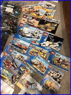 MASSIVE LEGO Bundle Joblot Minifigures, Instructions, Star Wars, Creator 10kg