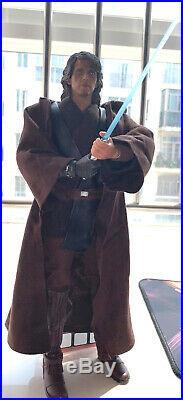 Made-customed 1/6 Anakin Skywalker STAR WARS Action Figure Full Set Model