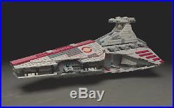 NEW 2019 Star Wars Venator-class Republic Attack Cruiser 8039 HIGH QUALITY