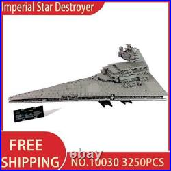 NEW Building Blocks Set Star Wars The Imperial Star Destroyer Ship Toys for Kids