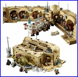 NEW Building Blocks compatible with LEGO 75290 STAR WARS Mos Eisley Cantina