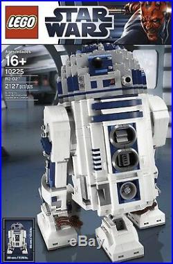 NEW IN BOX LEGO R2-D2 (10225) UCS Star Wars Sealed