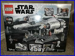 NEW IN HAND Lego Star Wars The Mandalorian The Razor Crest 75292 Ships TODAY