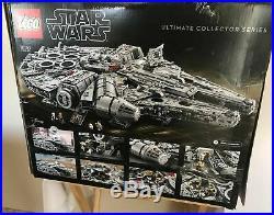 NEW LEGO 75192 STAR WARS MILLENNIUM FALCON 7541pcs