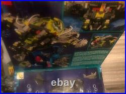 NEW LEGO STINGRAY STORMER 6198 Aquazone Stingrays. Sealed
