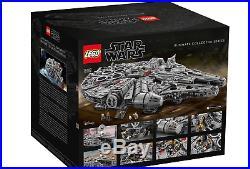 NEW LEGO Star Wars Ultimate Millennium Falcon 75192 Building Kit (NO BOX)