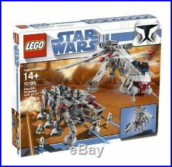 NEW Lego Star Wars 10195 Republic Dropship with AT-OT SEALED
